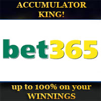 Accumulator bet bonus on your accumulator betting slip