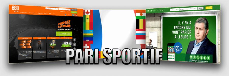 Pari Sportif